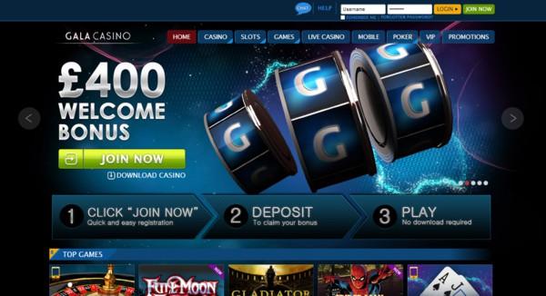 Play Online Casino Games at Casino.com UK & get £400 Bonus