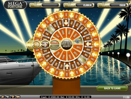 Wheel of Fortune Bonus Round