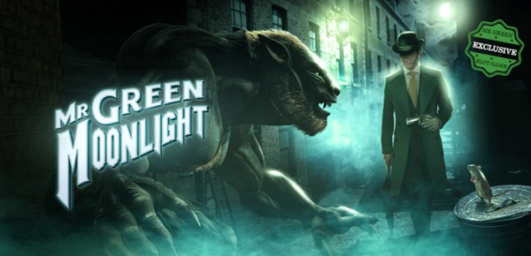 Mr Green Casino launched exclusive slot Mr Green Moonlight in 2015
