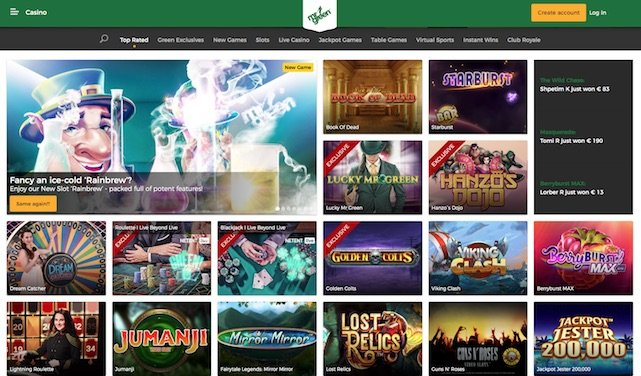 how much are the bonuses worth at mrgreencasino.com