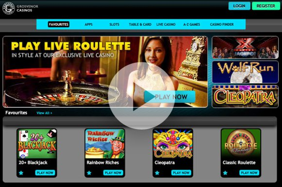 Play Winstar Online | Grosvenor Casinos
