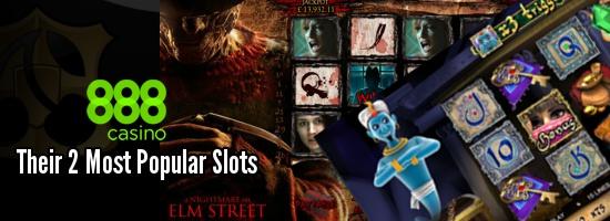 Millionaire Genie and Nightmare on Elm Street top 888 casinos online slots