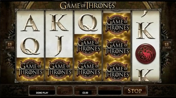 game of thrones casino