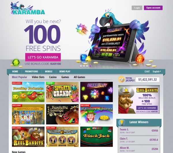 UK Review of Karamba Casino