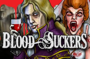 Bloodsuckers Mobile Slot Logo