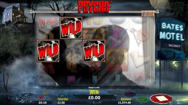Get the best UK slots bonuses to play new Psycho Slot