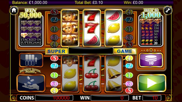 Play Jackpot Jester 50000 Slot at Northernlightscasino.co.uk