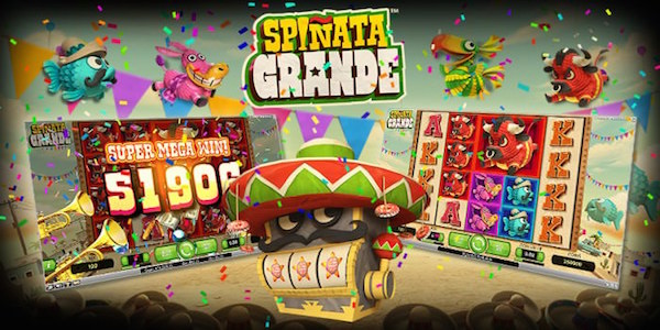Screenshot of Spinata Grande Mobile Slot