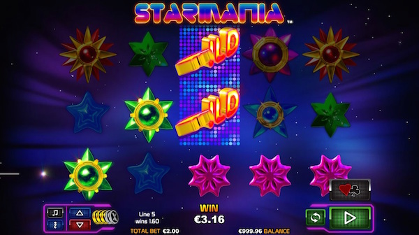 Starmania Bonus Game injects Wilds into the Free Games