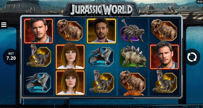 New Jurassic World Slot