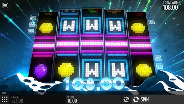 Play Arcader Slot at Hippozino UK Casino