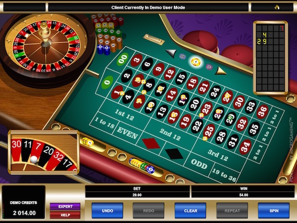 Play European Roulette Gold at Hippozino.com Casino