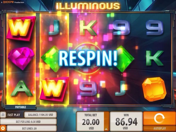 Illuminous Online Slot