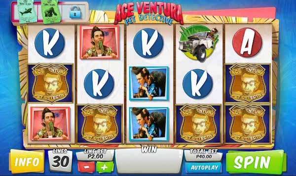 Play New Playtech Ace Ventura Slot at Betfred Casino