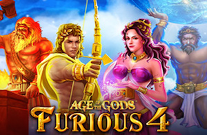 Age of the Gods: Furious 4 Slot