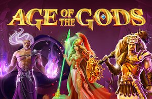 Playtech Age of the Gods