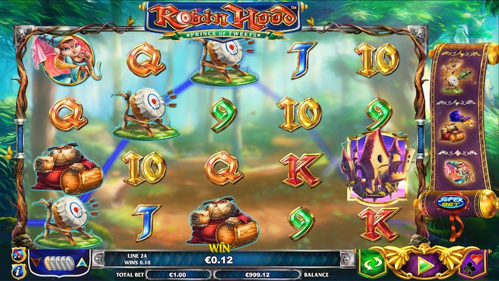 Graphics and Playability for Robin Hood Prince of Tweets Game