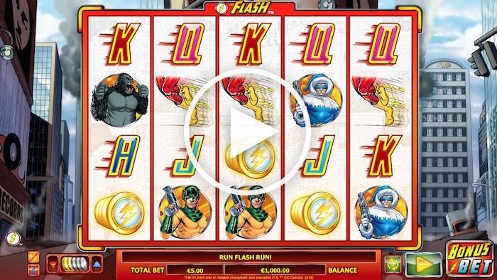 Gameplay Screenshot The Flash NextGen Gaming