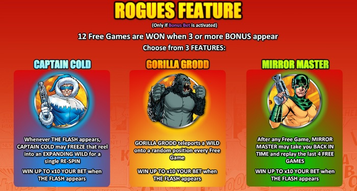 Rogue Feature on NextGen Gaming The Flash