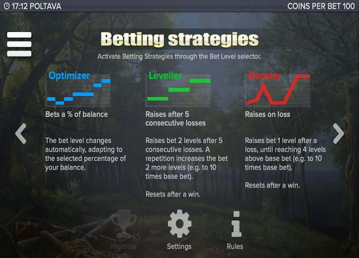 Real Money Slots Players can use Betting Strategies in Poltava