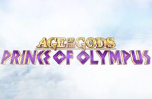 Prince of Olympus Age of the Gods Slot Review