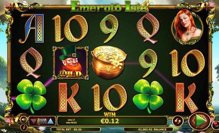 NextGen Gaming Emerald Isle Free Play