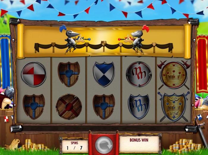 IGT Medieval Money Slot