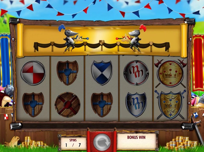 IGT Medieval Money Free Spins Joust Bonus