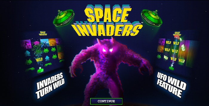 Space Invaders Slot Machine Online ᐈ Playtech™ Casino Slots