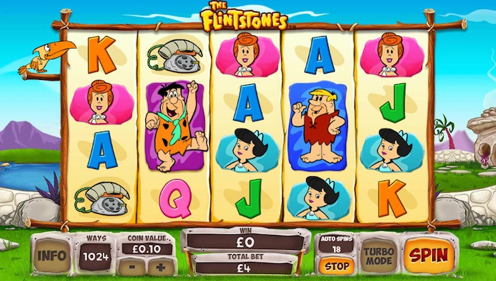 The Flintstones Slot Review