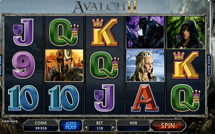 Screenshot of Avalon II
