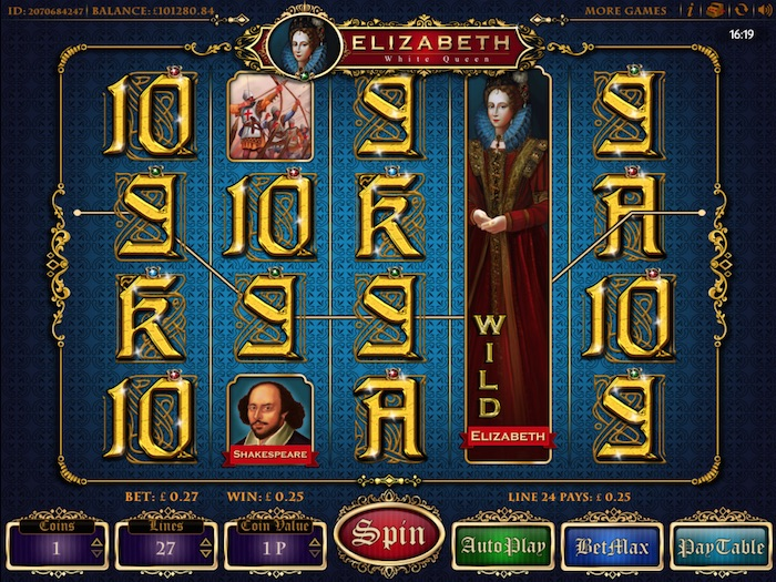 Play Cozy Games Elizabeth Online Slot at Spinsvilla