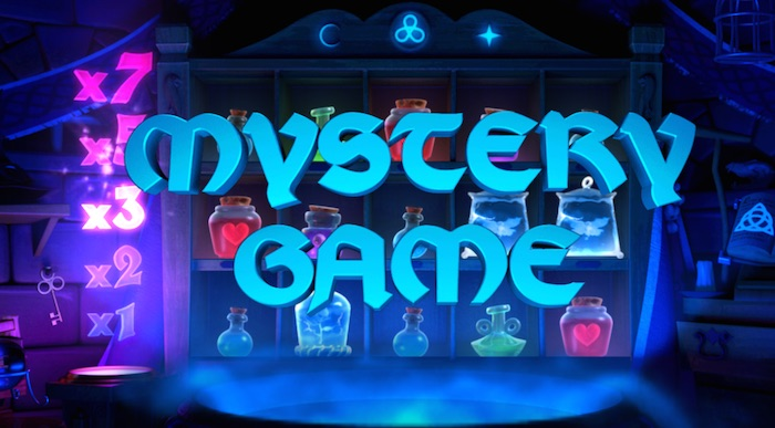 Mystery Game Feature in Frog Grog Online Slot