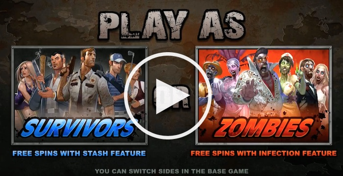 Survivors Vs Zombies Option in Lost Vegas