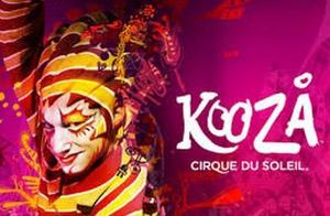 Kooza Cirque du Soleil Slot Review
