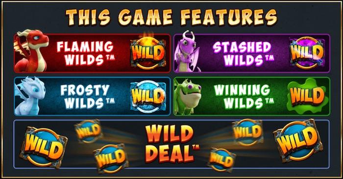 Free Spins Bonus in Dragonz Slot