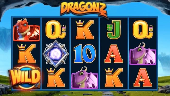 Microgaming Dragonz Slot Review