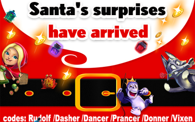 Get free spins and deposit bonuses this Christmas at PlayCasinoGames