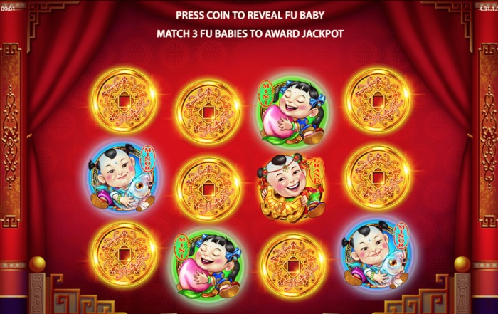 Jackpot Bonus round for 88 Fortunes Online Slot