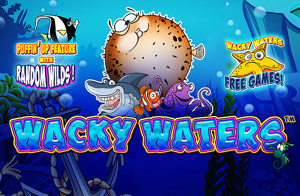 Wacky Waters Slot Review