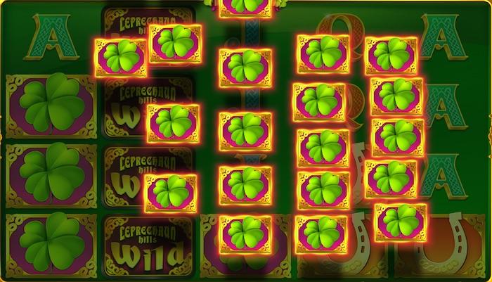 40p slots like Leprechaun Hills offer a lucky re-spin bonus