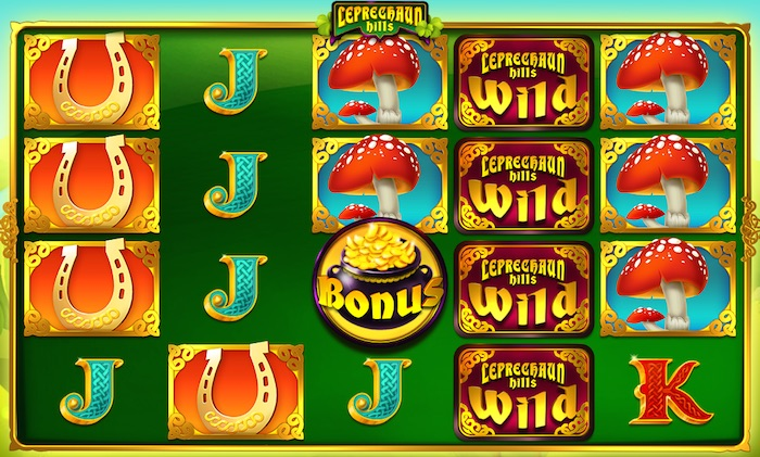 Leprechaun Hills Slot Review