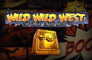 Wild Wild West: The Great Train Heist Slot Review