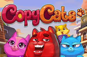 Copy Cats Online Slot Review