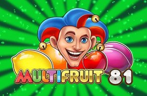 Multifruit 81 Fruit Machine