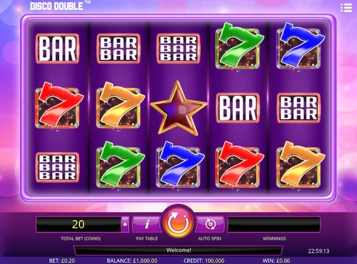 Disco Double online slot