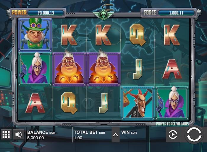 Play DC Super Heroes Slots at Casino.com UK