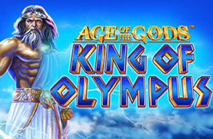 Age of the Gods: King of Olympus Slot Review