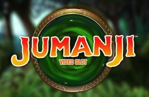 New Slot Game Jumanji