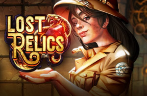 Lost Relics Slot Review